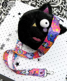 The product LANYARD - Fufukittens Colorful Kitties is sold by ✦ Fufu Shop ✦ in our Tictail store.  Tictail lets you create a beautiful online store for free - tictail.com