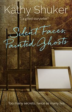 """Read """"Silent Faces, Painted Ghosts"""" by Kathy Shuker available from Rakuten Kobo. """"Heaps of mystery and intrigue, a nice love story, and a great plot. Shuker is truly a gifted storyteller."""" Terri is a t. Mystery Novels, Mystery Series, Summit Lake, Dead End Job, Best Mysteries, Game Theory, Game Face, Old Paintings, Blue Moon"""