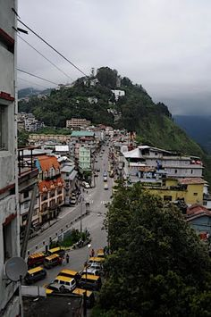 Gangtok_Sikkim - loved the food in gangtok