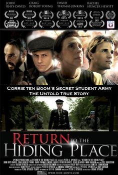 Return to the Hiding Place (DVD) PRE-ORDER