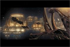 Star Wars : Episode I - La Menace fantôme / Jar Jar Binks World / © Twentieth Century Fox France