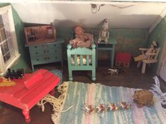 Tynietoy Townhouse child's room