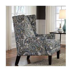Auttenberg Wingback Chair