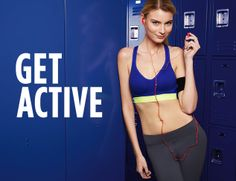 Get Active. That's right!