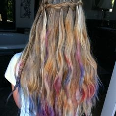 We have found 12 Dip Dyed hair ideas for you to get inspiration from. (via soda head)