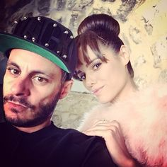 "~On the set of ""Curse of Mesopotamia"", with director @lauandomar shooting in Amman, Jordan. So cooooold here. ~Sur le plateau de Curse of Mesopotamia, en Jordanie où il fait très froid depuis 2 jours. Brrr!  #curseofmesopotamia #onset #lauandomar #selfie #melissamars #me #melissa #mars #movie #horror #film #horreur #jordanie #jordan #amman #production #tournage #shooting #actor #actress #director #happy #ilovemylife #lifeisbeautiful"