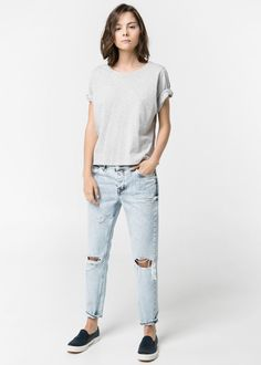 Jeans boyfriend Nancy