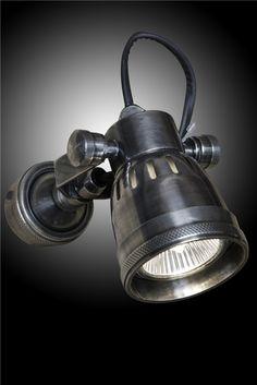 VERLICHTING Spot / Muurlamp Indigo Antiek Zilver - 't Veurhuus Nostalgisch Wonen - product_detail spot___muurlamp_indigo_antiek_zilver 2817