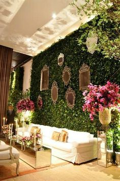 Amazing Green Wall !! Available in Tucson by Al La Carte Rentals now!