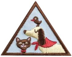 My girls recently earned the Brownie Pet Badge. I don't think there is a troop out there that does not enjoy earning this fun badge. W...