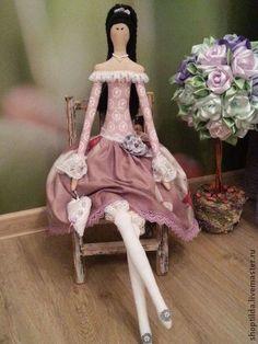 Куклы Тильды ручной работы. Ярмарка Мастеров - ручная работа Тиона. Handmade.