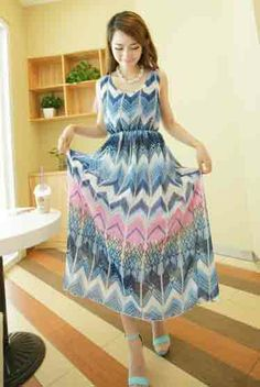 Korean Dress Blue Korean Fashion Dress, Korean Dress, Fashion Dresses, Blue Dresses, Summer Dresses, Elegant, Fashion Show Dresses, Classy, Chic