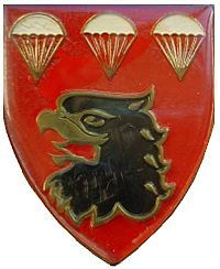 3 Parachute Battalion is a Citizen Force paratroop unit of the South African Army. It was established in July 1977 within the formation of the Parachute Battalion. Later it was a battalion within 44 Parachute Brigade. 3 Parachute Battalion would take part in Operation Reindeer in Angola during 1978, Elements of this battalion took part in the parachute drop over Cassinga