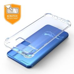 Soft PC TPU Bumper Slim Protective Case Cover with Raised Bezels for Samsung Galaxy S8 Plus Galaxy S8 Plus Crystal Clear Case, Compatible with Samsung S8 Plus only(2017) Endless DIY Possibility: Transparent protection case body keeps your phone in the original color and nature beauty; Also provides you with customize possibility for the clear back according to your special personality. All Around Safety: Raised edges around camera and front display screen lips lift the phone off the ground…