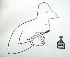 Saul Steinberg - Black and White illustration Illustrators, Sketches, Sketch Book, Illustration, Drawings, Graphic Design Illustration, Saul, Art, Saul Steinberg