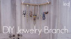 WEB: DIY Jewelry Branch