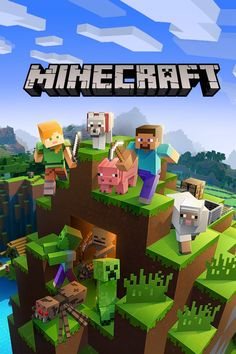 Minecraft is a game about placing blocks and going on adventures. Now connect with players across Windows Xbox One, virtual reality and mobile devices today, and Nintendo Switch soon. Minecraft Quick Build, Minecraft Box, Video Minecraft, Minecraft Earth, Xbox Games, Pc Games, Video Games, Playstation Games, Arcade Games