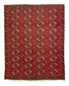 Oriental Carpets - Knotted Thoughts: Central Asian Latitudes and Turkmen Carpets