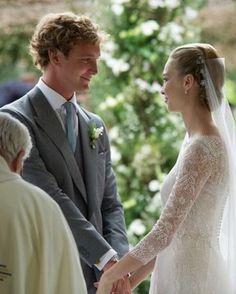 Pierre - Beatrice - Religious Wedding -Borromeo castle - Stresa - Lake Maggiore - Italy - August 2015