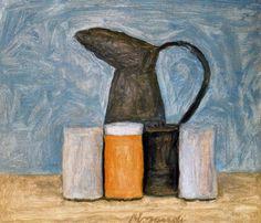 Giorgio Morandi , Still Life , 1961