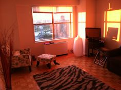 my #nyc #studio #apartment in the morning