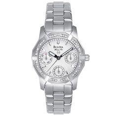 Bulova Women Marine Star Chronograph Watch