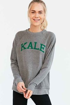 Sub Urban Riot Kale Pullover Sweatshirt
