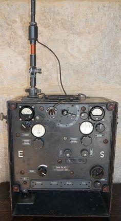 Logistique et techniques militaires 1926 - 1945 - Radios militaires allemandes