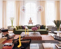 #interior, #couch, #brown, #living, #room