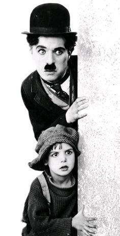 (*) charlie chaplin. The Kid-1921