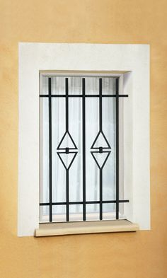 Reja artistica de hierro cuadrado masizo tes window and for Fenetre en fer forge