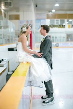 If I ever married a hockey player, this is a must.