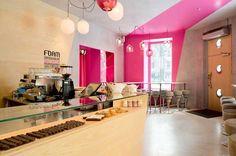One Of Stockholm's Trendiest Cafes: Café FOAM