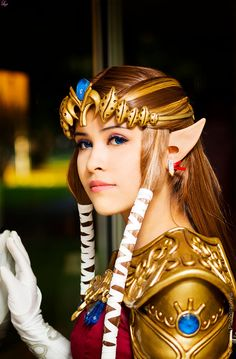 Princess Zelda... by laahmichelle