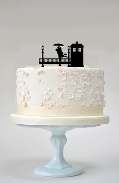 Hey, I found this really awesome Etsy listing at https://www.etsy.com/listing/204506776/tardis-wedding-cake-topper