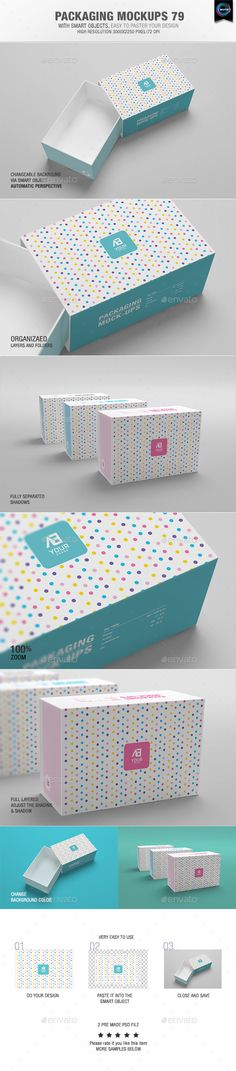 Packaging Mockups 79 — Photoshop PSD #object #branding • Available here → https://graphicriver.net/item/packaging-mockups-79/10148826?ref=pxcr