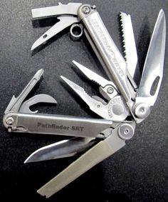 Pathfinders' Leatherman Tool