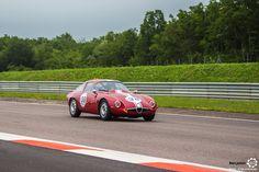 #Alfa_Romeo #TZ au Grand Prix de l'Age d'Or. #MoteuràSouvenirs Reportage complet : http://newsdanciennes.com/2016/06/06/jolis-plateaux-beau-succes-grand-prix-de-lage-dor-2016/ #ClassicCar #VintageCar