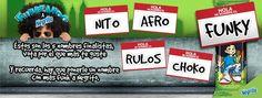 Estos son los nombres finalistas y Nito va tomando la delantera. Vota aquí http://on.fb.me/17ClfPM si te gusta Nito para que sea el nuevo nombre de Negrito Bimbo.