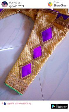 Sleeve Designs, Blouse Designs, Gala Design, Sewing Sleeves, Hand Designs, Pattern Fashion, Peep Toe, Sleeve Pattern, Neck Design