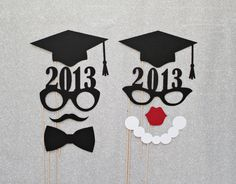 Class of 2013 Photo Props