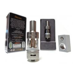 The New #Aspire #Atlantis #Tank has raised the level of technology to new heights. The next generation system offers improved adjustable airflow and Sub Ohm coils which generate performance similar to the best rebuildable atomizers. By enhancing Aspire's BVC design Vapers will receive improved vapor production and superior taste. Aspire's Atlantis Tank design is easy to refill, carry, and install.
