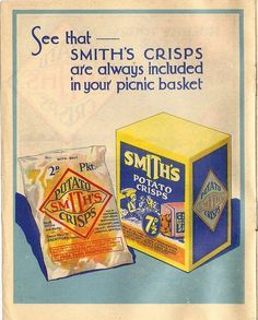 Smiths Crisps advert