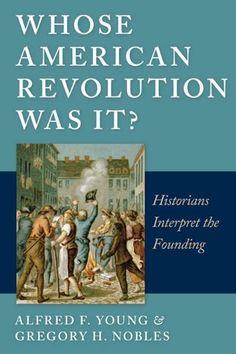 Whose American Revolution Was It?: Historians Interpret t... https://www.amazon.com/dp/B005J3NKTG/ref=cm_sw_r_pi_dp_FebDxb9FGD3YH