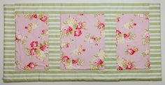 Rose pattern bedspread by NankaDesign on Etsy