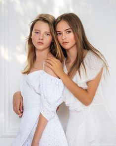 Photographed by Alena Kunda, July 2018 Cute Young Girl, Good Girl, Little Girl Models, Child Models, Beautiful Girl Image, The Most Beautiful Girl, Sexy Hot Girls, Cute Girls, Young Fashion