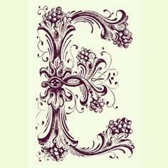 E monogram by Easy Life Productions, via Flickr