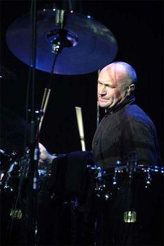 Drummerworld: Phil Collins
