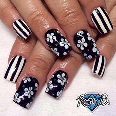 Instagram photo by rosebnails #nail #nails #nailart