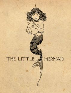 Illustration by W. Heath Robinson from the book 'The Little Mermaid – The Golden Age of Illustration Series'.  http://www.amazon.com/gp/product/144746317X/ref=as_li_tl?ie=UTF8&camp=1789&creative=9325&creativeASIN=144746317X&linkCode=as2&tag=reaboo09-20&linkId=FJY33V7VBI4KY7PO